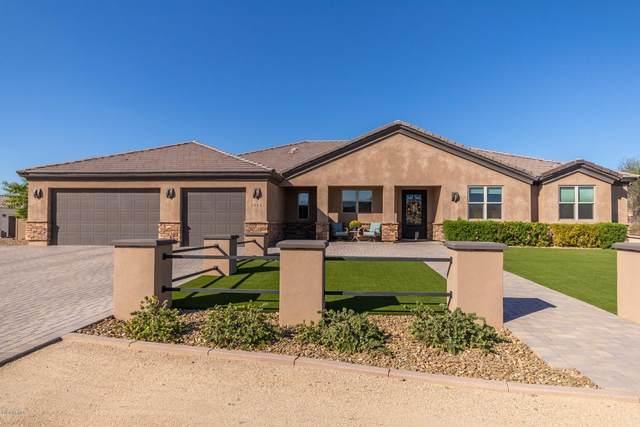 1442 E Blue Ridge Court, Phoenix, AZ 85086 (MLS #6149120) :: Dijkstra & Co.