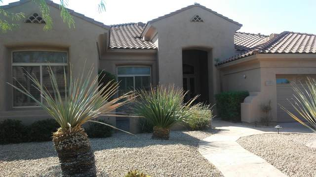 13403 E Del Timbre Drive, Scottsdale, AZ 85259 (MLS #6149121) :: Midland Real Estate Alliance