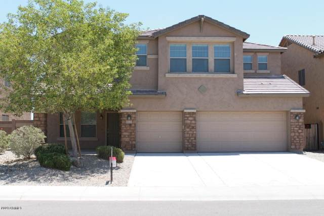 3281 N 301ST Drive, Buckeye, AZ 85396 (MLS #6149125) :: My Home Group