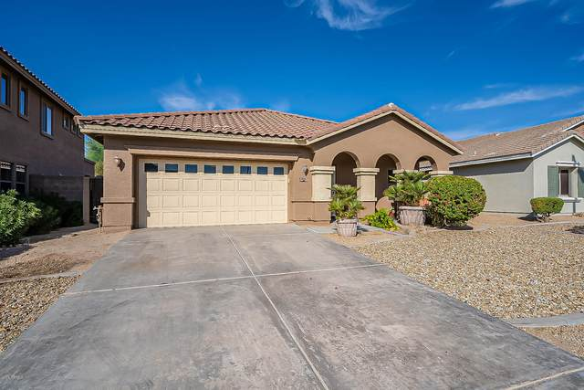 994 S 220TH Lane, Buckeye, AZ 85326 (MLS #6149128) :: Sheli Stoddart Team | M.A.Z. Realty Professionals