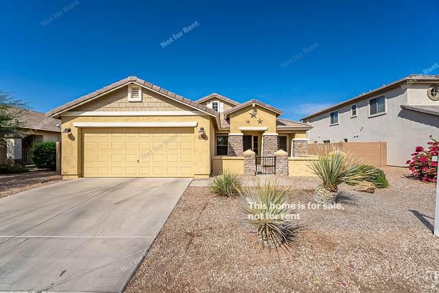 1460 E Holiday Drive, Casa Grande, AZ 85122 (MLS #6149131) :: Long Realty West Valley