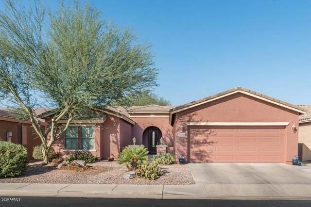 20288 N Harmony Pass, Maricopa, AZ 85138 (MLS #6149134) :: John Hogen | Realty ONE Group