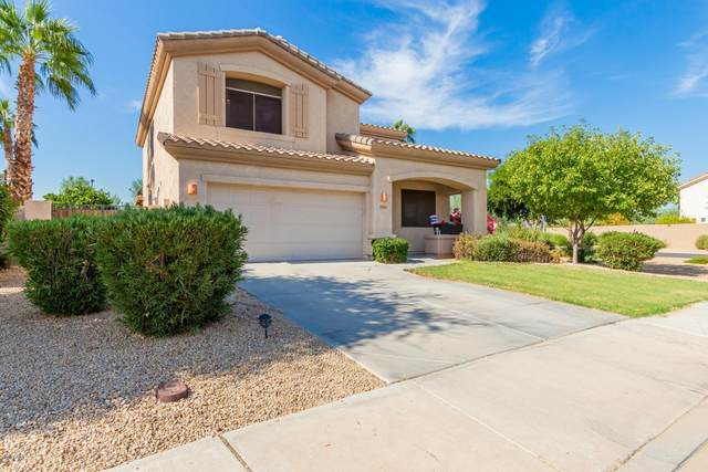 3082 N 143RD Lane, Goodyear, AZ 85395 (MLS #6149139) :: Devor Real Estate Associates