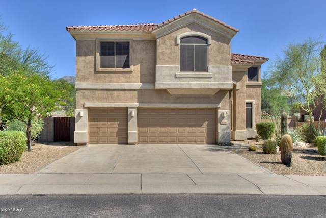 16569 N 104TH Street, Scottsdale, AZ 85255 (MLS #6149141) :: Dijkstra & Co.