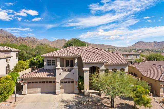 16545 N 108TH Street, Scottsdale, AZ 85255 (MLS #6149149) :: The W Group
