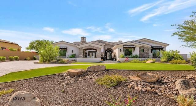 12143 W Palo Brea Lane, Peoria, AZ 85383 (MLS #6149155) :: Long Realty West Valley