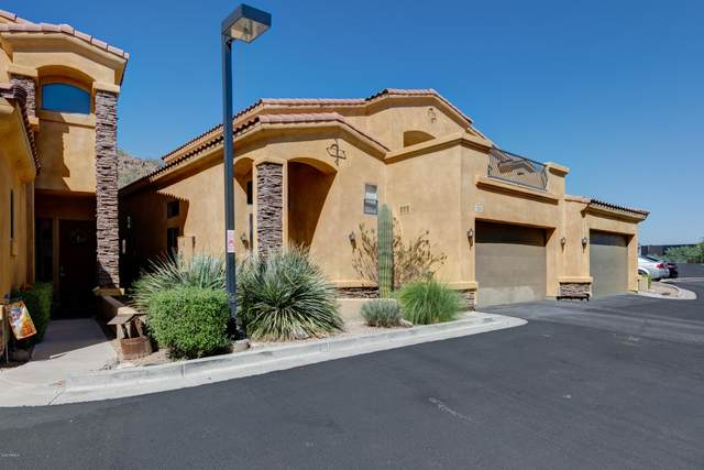 19226 N Cave Creek Road #121, Phoenix, AZ 85024 (MLS #6149166) :: The Carin Nguyen Team