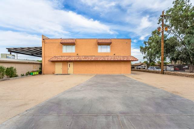 5402 W Myrtle Avenue, Glendale, AZ 85301 (MLS #6149169) :: The Daniel Montez Real Estate Group
