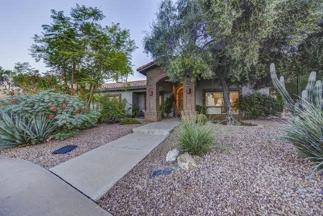 8005 N Via De Lago, Scottsdale, AZ 85258 (MLS #6149182) :: CANAM Realty Group