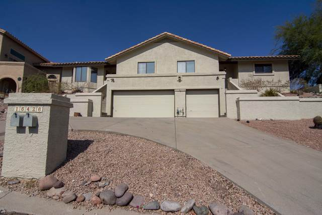 16426 E Monaco Drive, Fountain Hills, AZ 85268 (MLS #6149188) :: Long Realty West Valley