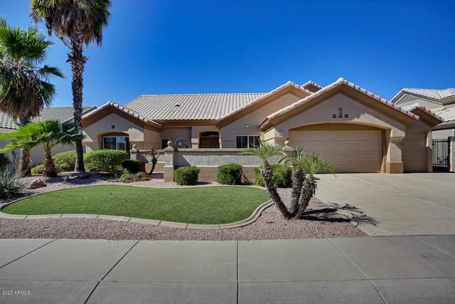 22520 N Viva Drive, Sun City West, AZ 85375 (MLS #6149194) :: Maison DeBlanc Real Estate