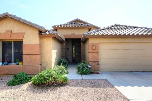10255 E Jerome Avenue N, Mesa, AZ 85209 (MLS #6149197) :: Long Realty West Valley