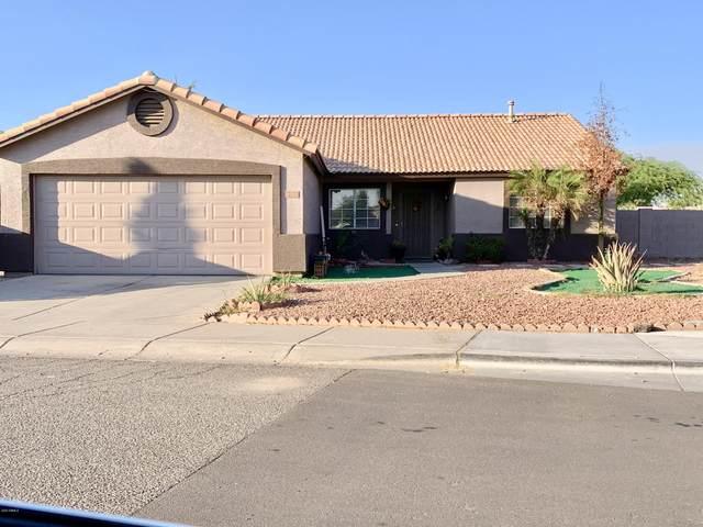 8722 W Holly Street, Phoenix, AZ 85037 (MLS #6149202) :: Long Realty West Valley