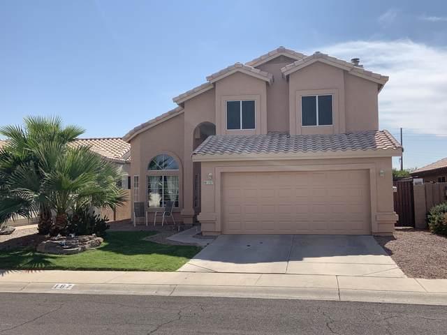 167 S Willow Creek Street, Chandler, AZ 85225 (MLS #6149233) :: John Hogen | Realty ONE Group