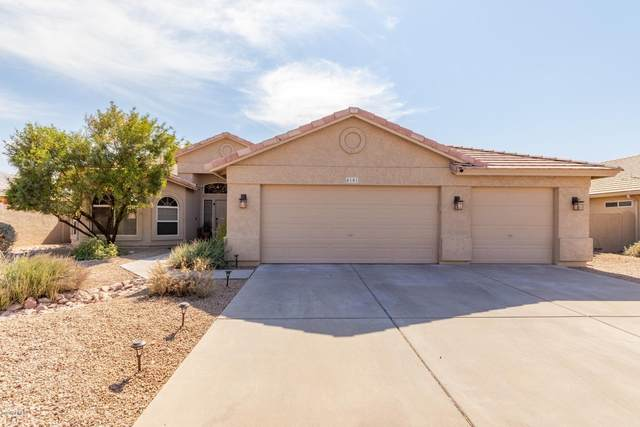 4101 E Vista Drive, Phoenix, AZ 85032 (MLS #6149242) :: The Carin Nguyen Team