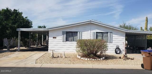 3612 N Kansas Avenue, Florence, AZ 85132 (MLS #6149244) :: The Property Partners at eXp Realty