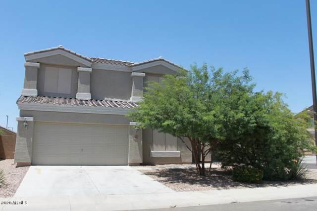5632 S 236TH Avenue, Buckeye, AZ 85326 (MLS #6149263) :: Long Realty West Valley