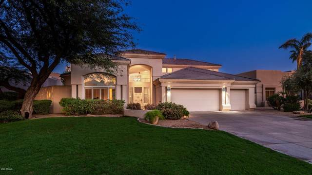 9863 N 79th Way, Scottsdale, AZ 85258 (MLS #6149281) :: Nate Martinez Team