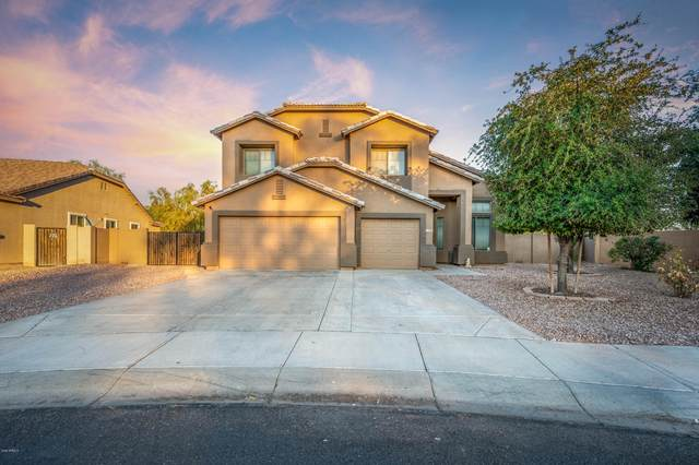 1819 S 115 Lane, Avondale, AZ 85323 (MLS #6149294) :: Long Realty West Valley