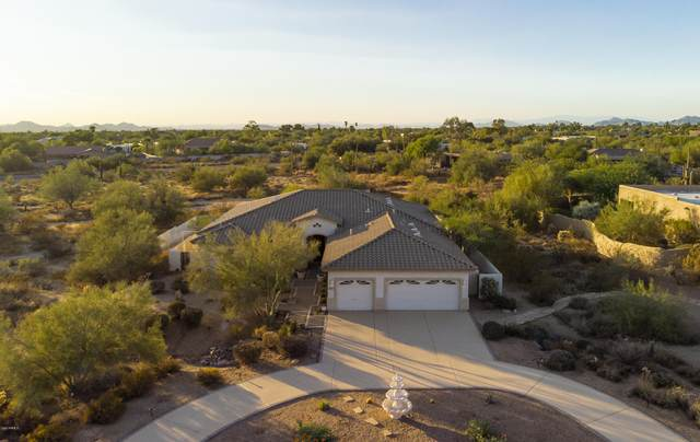 26846 N 73RD Street, Scottsdale, AZ 85266 (MLS #6149295) :: The W Group