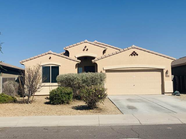 1712 W Loemann Drive, Queen Creek, AZ 85142 (MLS #6149349) :: The J Group Real Estate | eXp Realty