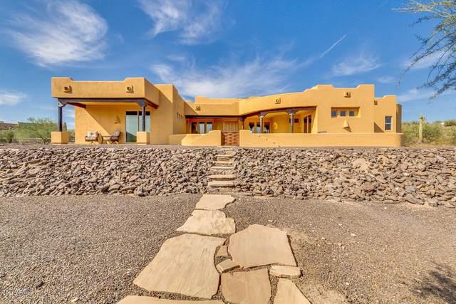 43414 N 12TH Street, New River, AZ 85087 (#6149357) :: Luxury Group - Realty Executives Arizona Properties