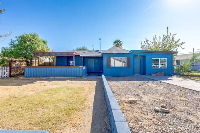 2615 W Augusta Avenue, Phoenix, AZ 85051 (MLS #6149363) :: Brett Tanner Home Selling Team