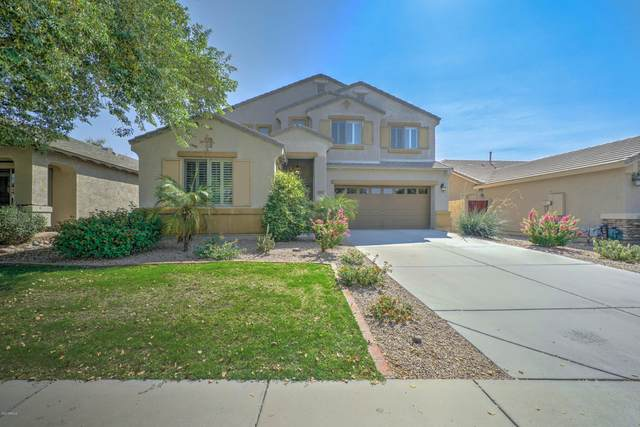 2927 E Quiet Hollow Lane, Phoenix, AZ 85024 (MLS #6149364) :: The Carin Nguyen Team