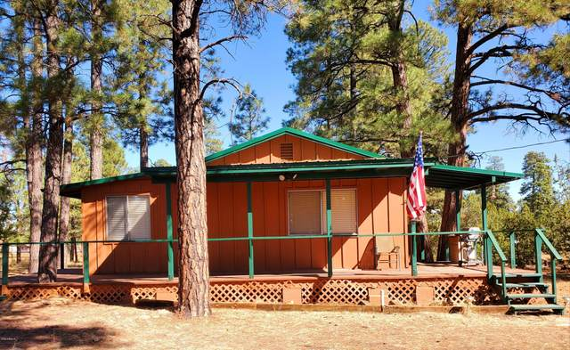 2905 Pine Rim Road, Overgaard, AZ 85933 (MLS #6149373) :: The Riddle Group