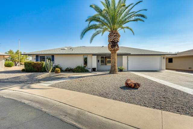 19011 N Ashwood Drive, Sun City West, AZ 85375 (MLS #6149389) :: CANAM Realty Group