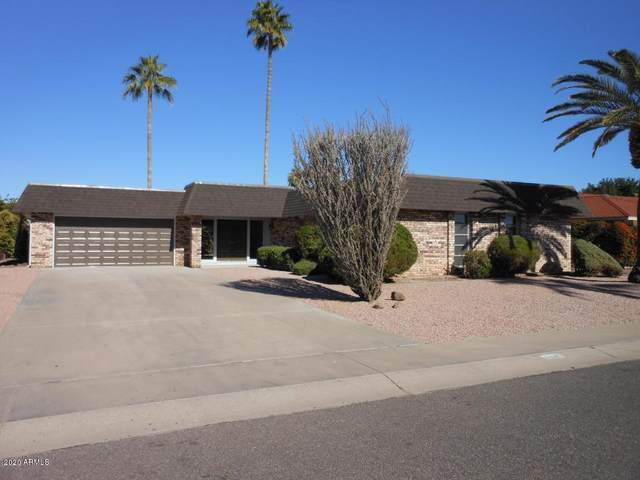 9818 W Pineaire Drive, Sun City, AZ 85351 (MLS #6149390) :: The Carin Nguyen Team