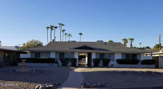 3624 E Montecito Avenue, Phoenix, AZ 85018 (MLS #6149401) :: Brett Tanner Home Selling Team
