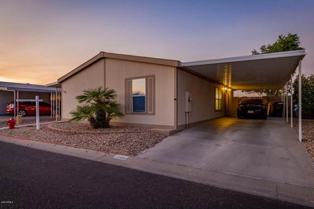 8601 N 103RD Avenue #298, Peoria, AZ 85345 (MLS #6149414) :: The Carin Nguyen Team
