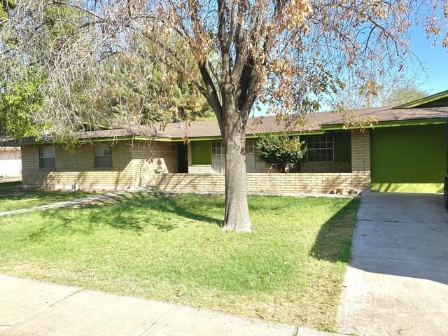 1033 N Barkley, Mesa, AZ 85203 (MLS #6149426) :: D & R Realty LLC