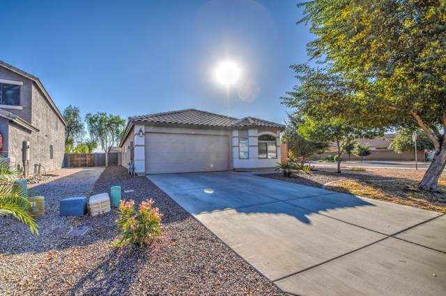 34877 N Mashona Trail, San Tan Valley, AZ 85143 (MLS #6149431) :: The Daniel Montez Real Estate Group