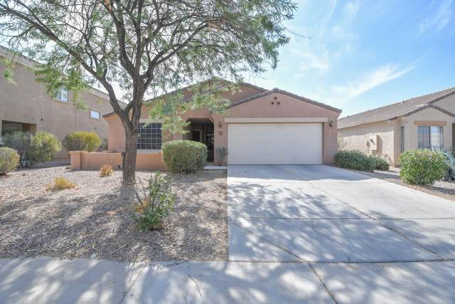 329 W Settlers Trail, Casa Grande, AZ 85122 (MLS #6149437) :: The Daniel Montez Real Estate Group