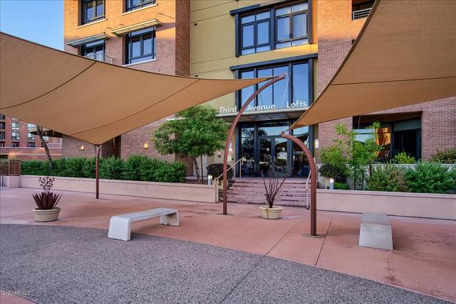 7301 E 3RD Avenue #308, Scottsdale, AZ 85251 (MLS #6149451) :: The W Group