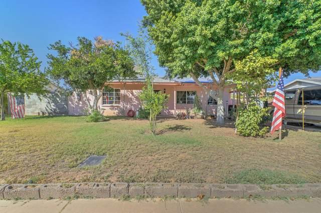 6914 E Osborn Road, Scottsdale, AZ 85251 (MLS #6149452) :: The W Group