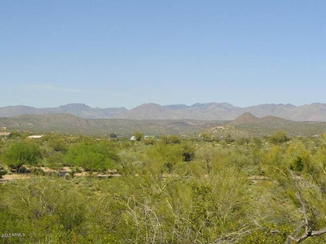 1055 W Monte Vista Trail, Wickenburg, AZ 85390 (MLS #6149460) :: Klaus Team Real Estate Solutions
