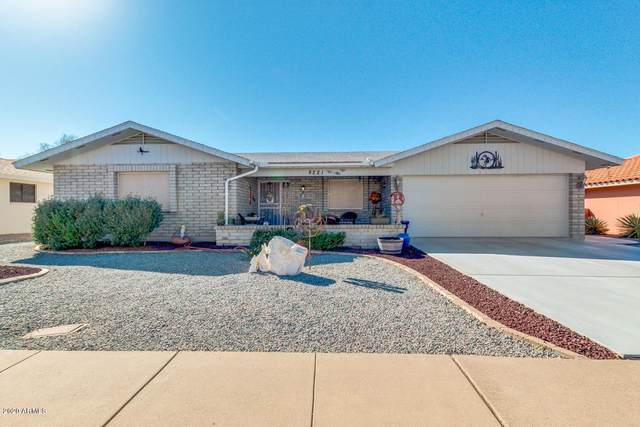 8221 E Meseto Avenue, Mesa, AZ 85209 (MLS #6149469) :: The W Group