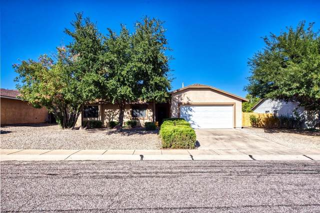1501 Jasmin Drive, Sierra Vista, AZ 85635 (MLS #6149490) :: Yost Realty Group at RE/MAX Casa Grande
