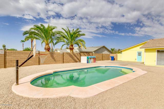 1317 W Chilton Street, Chandler, AZ 85224 (MLS #6149496) :: Homehelper Consultants