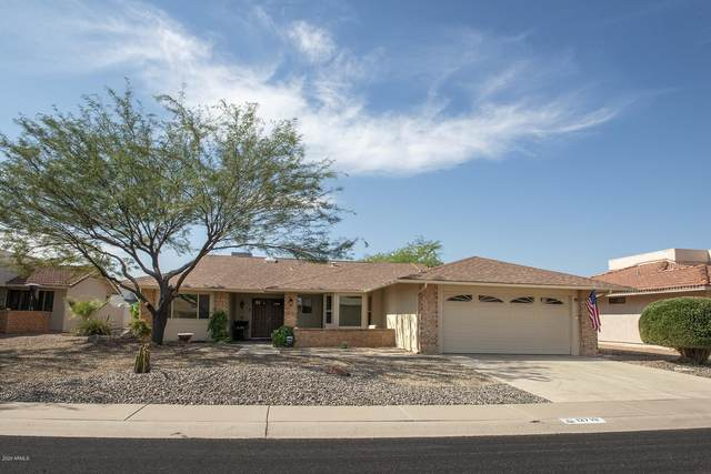 12719 W Gable Hill Drive, Sun City West, AZ 85375 (MLS #6149499) :: The W Group