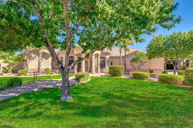 307 S Rochester Court, Gilbert, AZ 85296 (MLS #6149506) :: Scott Gaertner Group