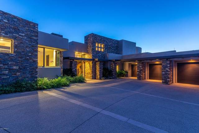 9825 E Blue Sky Drive, Scottsdale, AZ 85262 (MLS #6149517) :: The W Group