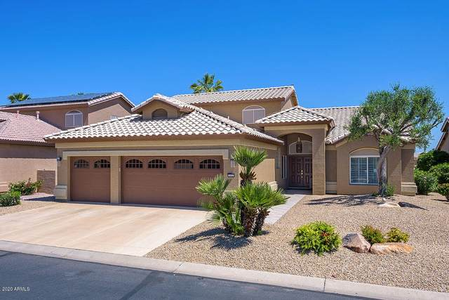 3351 N 153RD Drive, Goodyear, AZ 85395 (MLS #6149549) :: The J Group Real Estate | eXp Realty