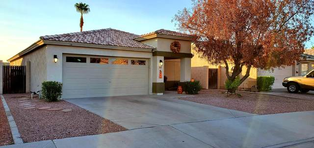 2602 N 108TH Drive, Avondale, AZ 85392 (MLS #6149557) :: RE/MAX Desert Showcase