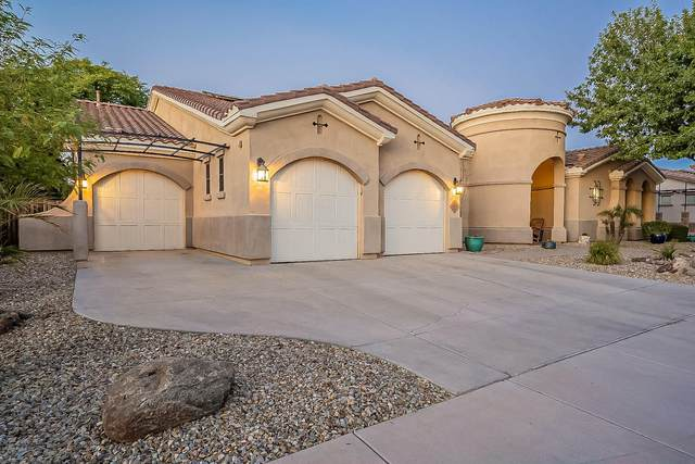 20150 E Silver Creek Lane, Queen Creek, AZ 85142 (MLS #6149574) :: Power Realty Group Model Home Center