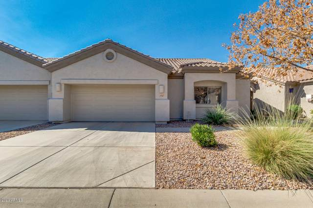 1427 N Agave Street, Casa Grande, AZ 85122 (MLS #6149575) :: BVO Luxury Group