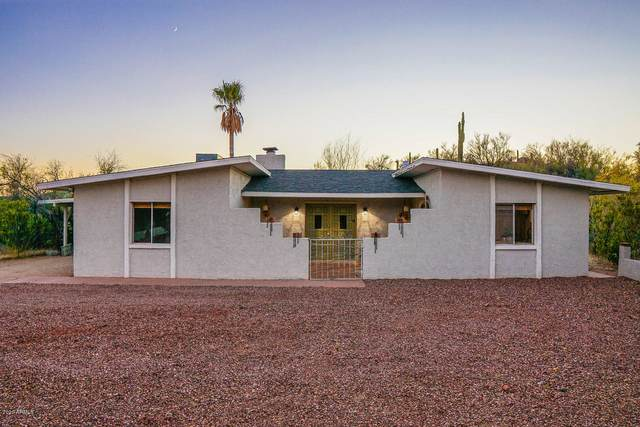 51035 N 297TH Avenue, Wickenburg, AZ 85390 (MLS #6149588) :: The Property Partners at eXp Realty